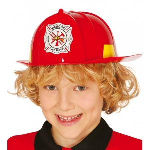Casque de Pompier pour Enfant
