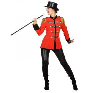 Déguisement Femme - Veste Circus - Taille XXL