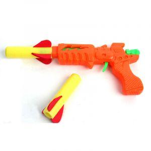 Petit pistolet à flèches en mousse