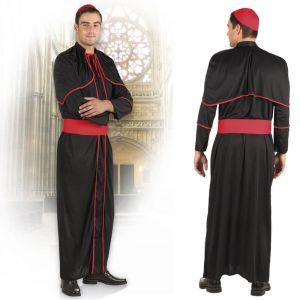 Déguisement de Cardinal - Taille Unique