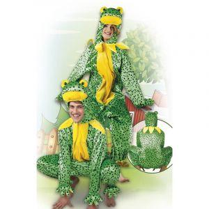 Costume de Grenouille en peluche - 195 cm