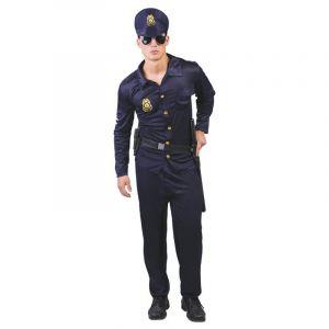 Déguisement de Policier Homme