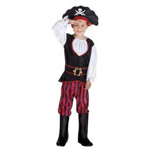 Déguisement de Jack le Pirate Garçon - 5/6 ans