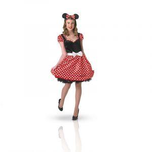 Déguisement Minnie pour Femme - S