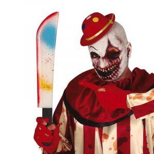 Machette de Clown Ensanglantée