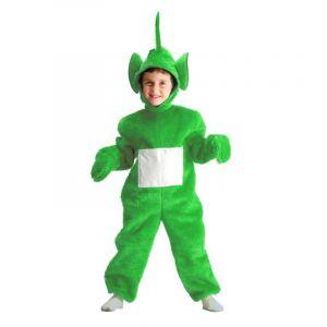 Déguisement Télétubbies Vert - Dipsy - Enfant-4/5 ans