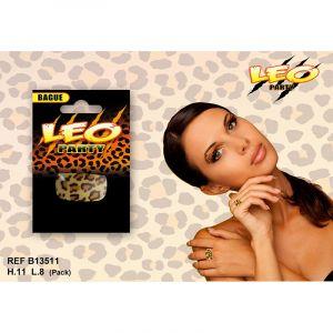 Bague - Collection léopard