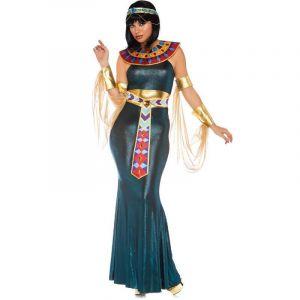 Déguisement Femme - Déesse du Nil Luxe - Taille L