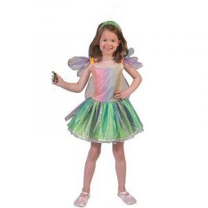 Déguisement Fille Fée Papillon - 3-4 ans