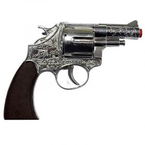 Petit pistolet en métal Police