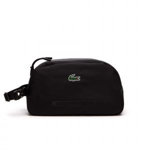 Trousse de toilette Lacoste SPORT Match Point en nylon Taille Taille unique Black