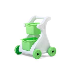 Chariot de courses Modern Mart Step2