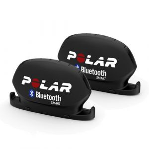 Polar Kit capteur de vitesse Bluetooth Smart et capteur de cadence Bluetooth Smart