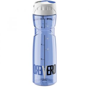Bidon Elite Vero Trekking 700 ml -  Bleu Transparent