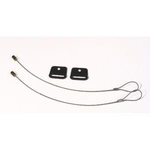 Câble antivol Ortlieb QL2 & QL2.1