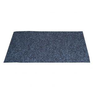Tapis pour Croozer Kid1+2/Cargo/Dog gris-bleu chiné 52 x 31 cm