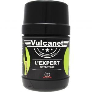 Lingettes Nettoyantes/Dégraissantes VULCANET L'EXPERT - x60