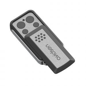 Télécommande 4 boutons à clapet - Avidsen - 1