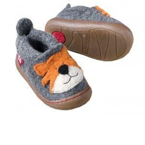 POLOLO Chaussures en Feutrine Woll-Walk - Tom le Tigre 21