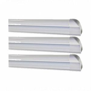 Pack de 3 Kit Tube 120cm Néon T5 sur support aluminium éclairage économique