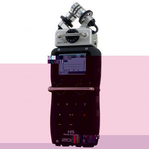 Zoom H5 enregistreur audio portable