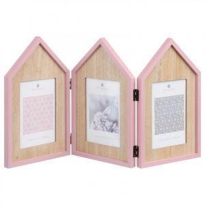 cadre photo rose comparer 169 offres. Black Bedroom Furniture Sets. Home Design Ideas