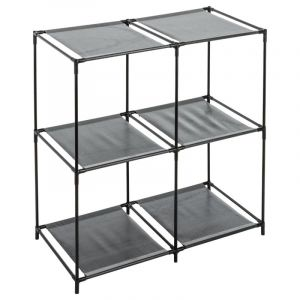 etagere cube metal comparer 73 offres. Black Bedroom Furniture Sets. Home Design Ideas