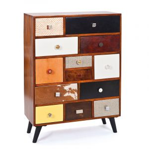 commode multicolore comparer 157 offres. Black Bedroom Furniture Sets. Home Design Ideas