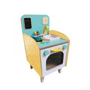 """Petite Cuisine Enfant """"Lorie"""" 45cm Multicolore - Paris Prix"""
