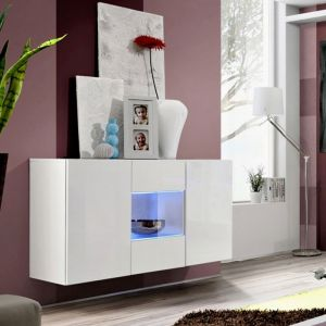 vaisselier mural comparer 23 offres. Black Bedroom Furniture Sets. Home Design Ideas