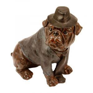 statue bulldog comparer 29 offres. Black Bedroom Furniture Sets. Home Design Ideas