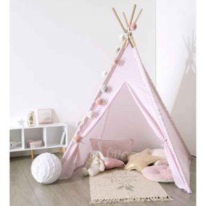 lit tipi comparer 140 offres. Black Bedroom Furniture Sets. Home Design Ideas