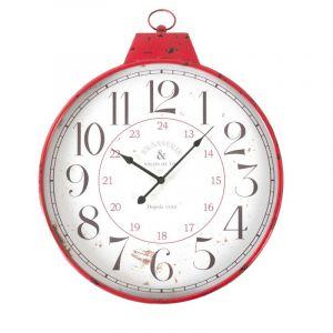 Horloge bistrot comparer 26 offres for Prix horloge