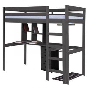 notice montage lit mezzanine comparer 699 offres. Black Bedroom Furniture Sets. Home Design Ideas