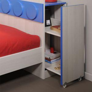 1 2 environnement lit comparer 117 offres. Black Bedroom Furniture Sets. Home Design Ideas