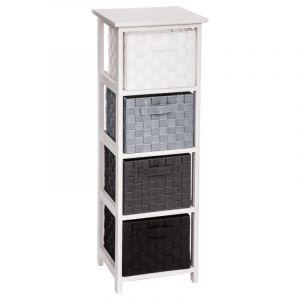 Boite rangement 2 tiroirs 30x30 comparer 26 offres for Meuble 30x30