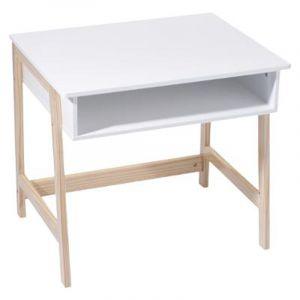 bureau scandinave blanc enfant comparer 63 offres. Black Bedroom Furniture Sets. Home Design Ideas