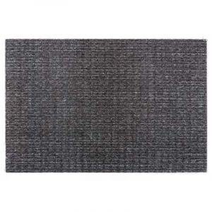 """Set de Table """"Caractère"""" 45x30cm Noir - Paris Prix"""