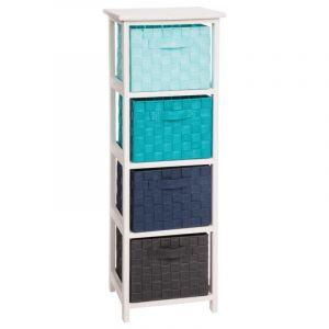 boite rangement 2 tiroirs 30x30 comparer 26 offres. Black Bedroom Furniture Sets. Home Design Ideas