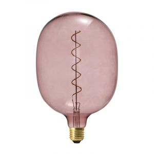 """Ampoule Filaments LED """"Ovale"""" 6W Rose - Paris Prix"""