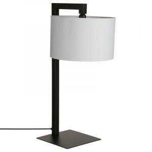 """Lampe à Poser """"Suspendu"""" 72cm Noir & Blanc - Paris Prix"""