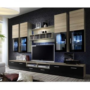 panneau mural tv comparer 108 offres. Black Bedroom Furniture Sets. Home Design Ideas