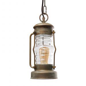 Suspension Antiko en forme de lanterne