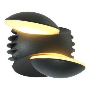 Applique d'extérieur LED Luna, extensible