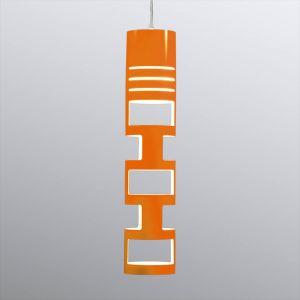 Suspension séduisante Sama orange