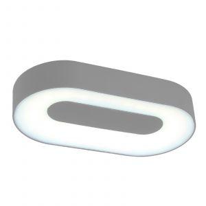 Applique LED ovale Ublo pour l'extérieur