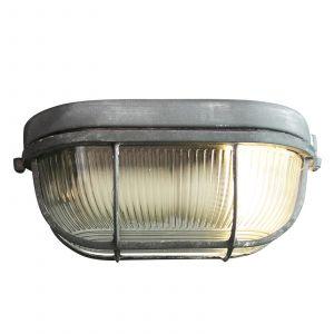 Bobbi - lampe de bateau solide gris béton