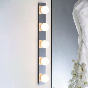 Applique boules lumineuses BULBSTRIP à 5 lampes