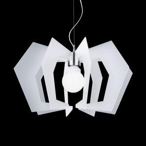Suspension design Spider blanc
