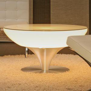 Table LED LOUNGE sur batterie 45 cm